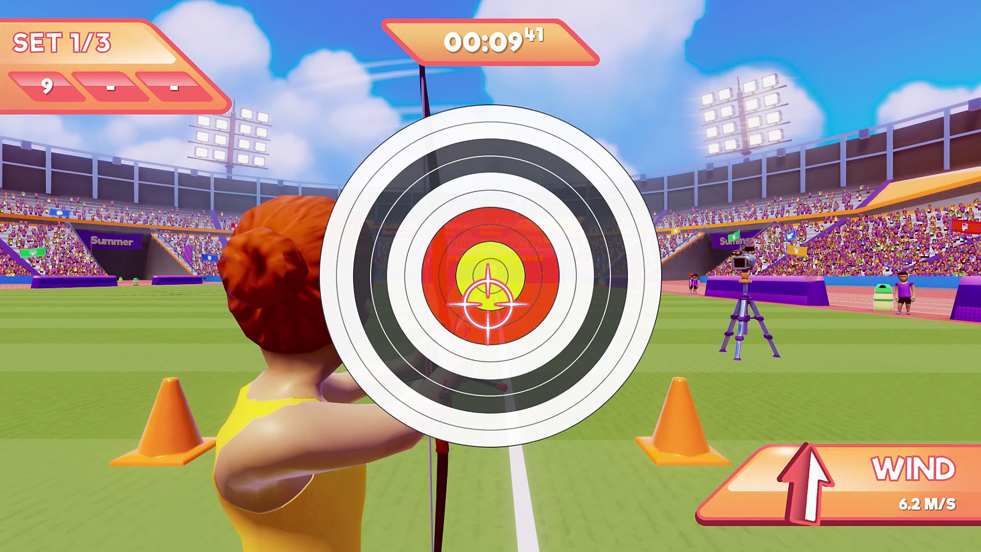sports games activities