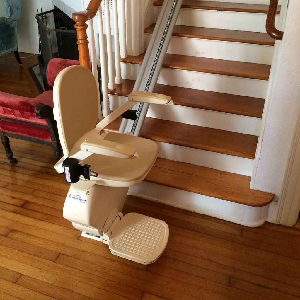 step seat lift