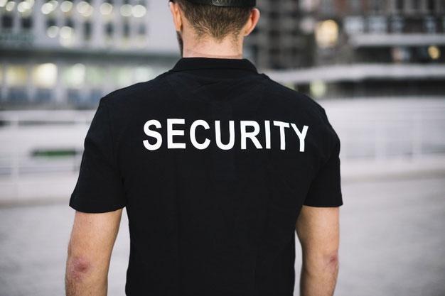 Use a security service