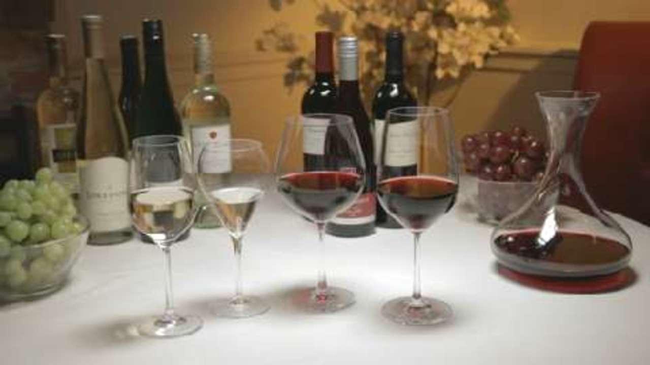 Red Wine Basics for Beginners